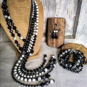 Handmade necklace/bracelet/earrings